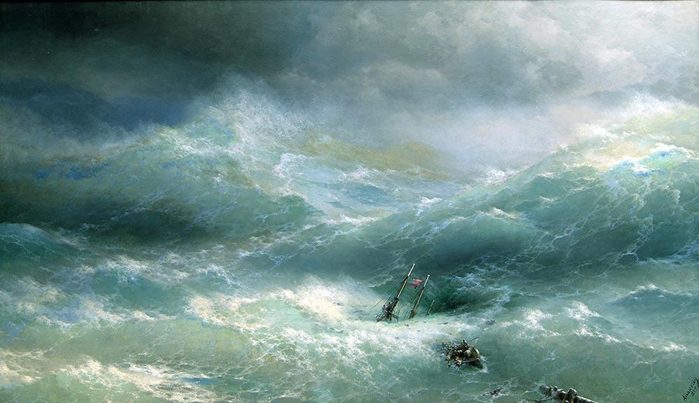 Fırtınada Kazazedeler