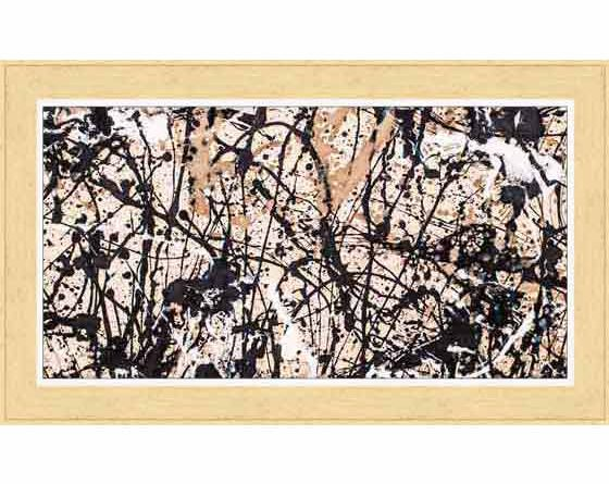 Jackson Pollock hayatı ve eserleri