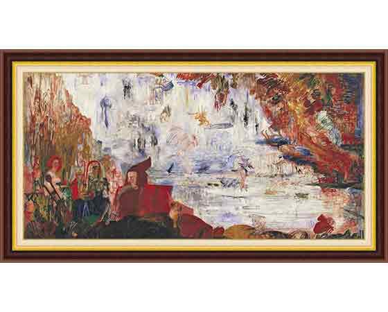 James Ensor hayatı ve eserleri