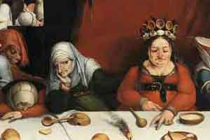 Jan Mandijn hayatı ve eserleri (1500 – 1560)