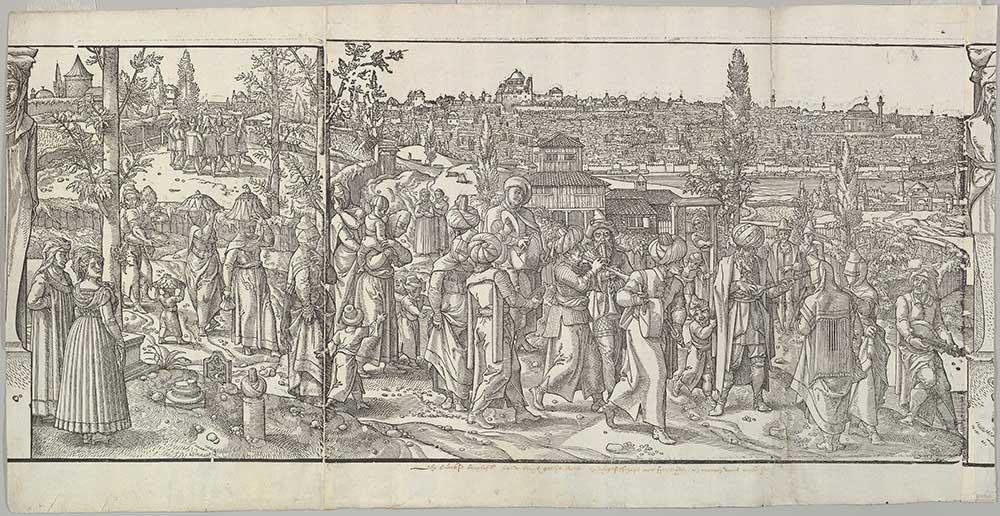 Pieter Coecke van Aelst Sünnet Töreni