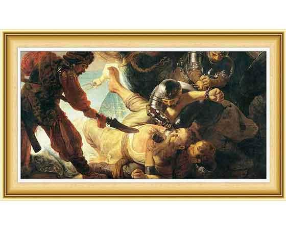 Rembrandt van Rijn hayatı ve eserleri