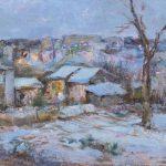 Çapa'da Kış