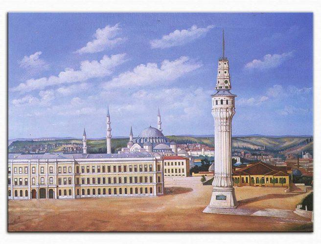 Beyazıt Meydanı Istanbul