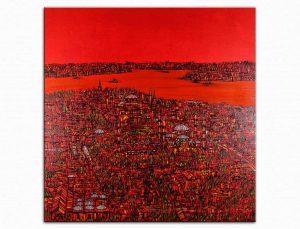 Kırmızı İstanbul