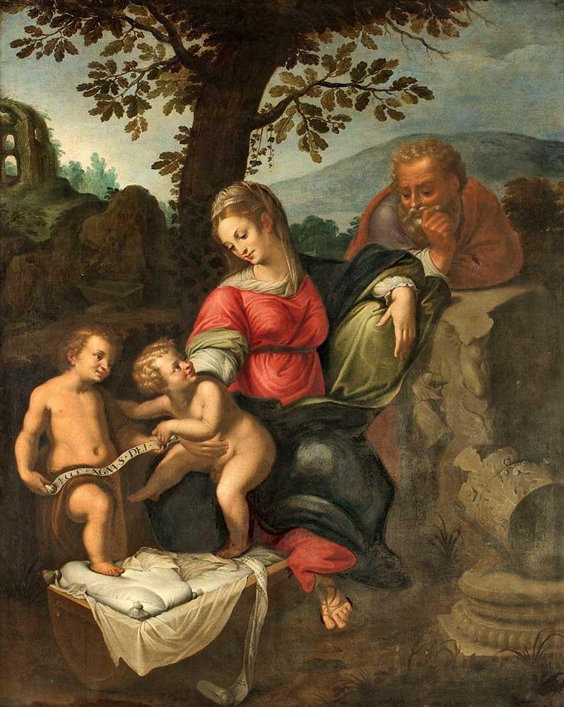 Federico Barocci Tanrının Kuzusu