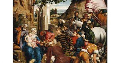 Jacopo da Ponte Bassano Kralların Tazimi