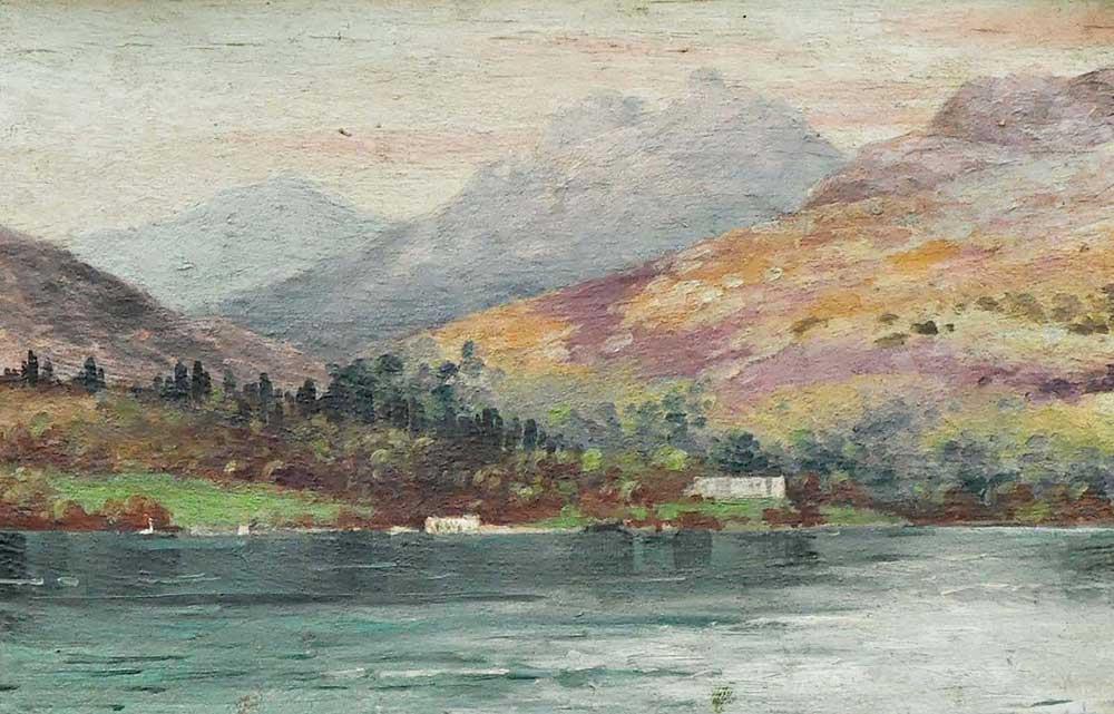 Kadri Aytolon Boğaz Kıyısı