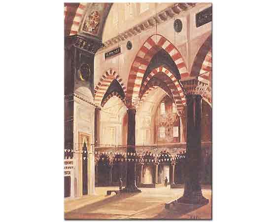 Kadri Aytolon interior Cami içi