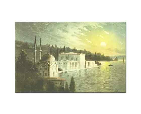 Onnik der Azarian Dolmabahçe Sarayı