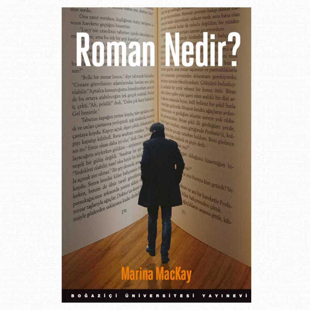 Roman Nedir? raflarda | Marina MacKay