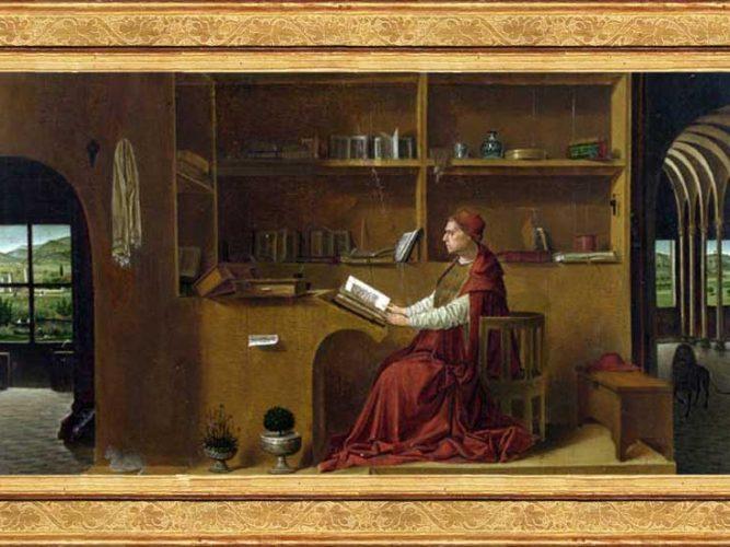Antonello da Messina hayatı ve eserleri