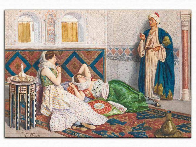 Antonio Gargiullo Haremde kadınlar