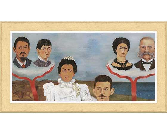 Frida Kahlo Hayatı ve Resimleri