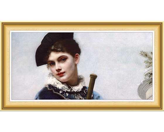 Gustave Jean Jacquet Hayatı ve Eserleri