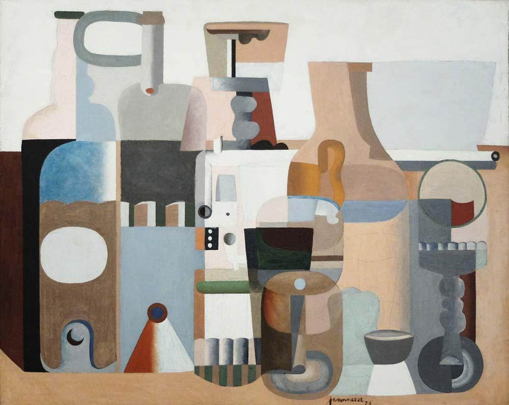 Le Corbusier kompozisyon