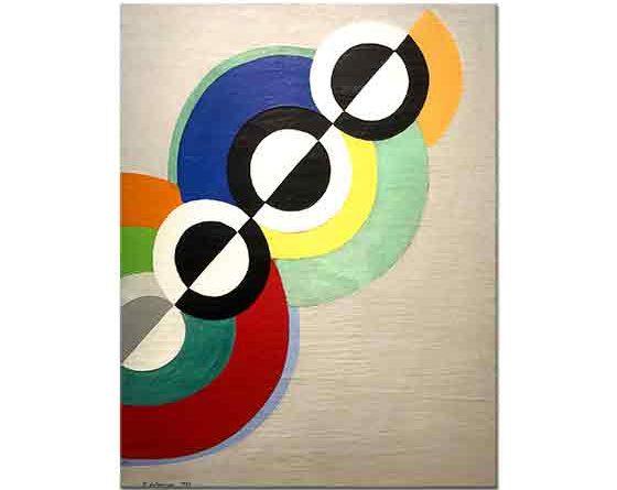 Robert Delaunay ritimler