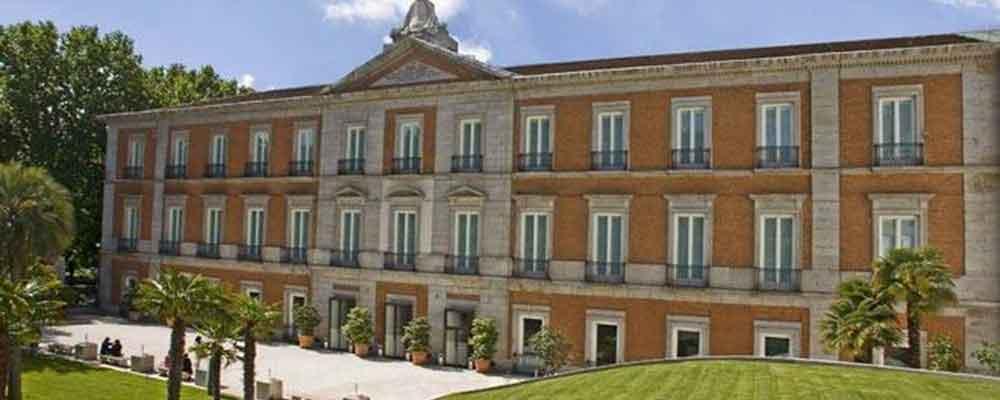 Thyssen Bornemisza Museum Madrid
