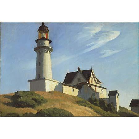 Edward Hopper Fener ve Işıkları