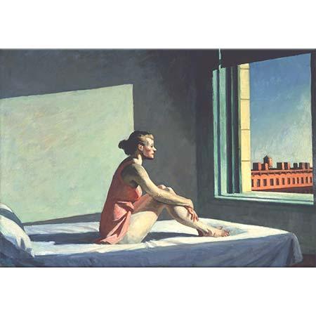 Edward Hopper Sabah Işığı