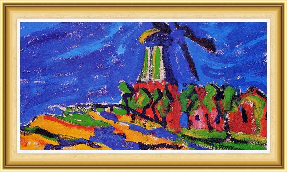 Erich Heckel hayatı ve eserleri