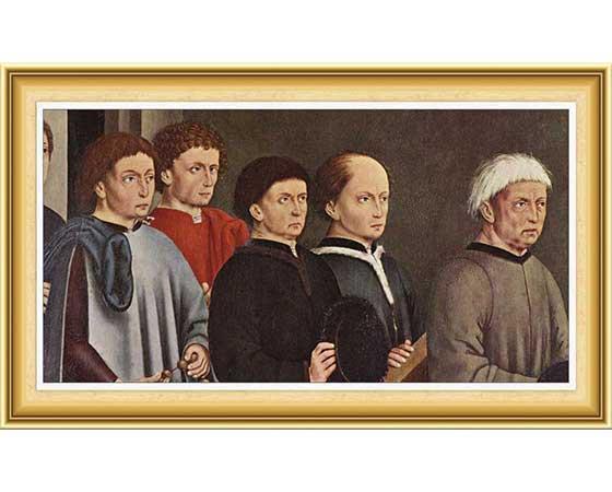 Friedrich Herlin Hayatı ve Eserleri
