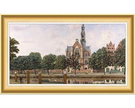 Jan van der Heyden Hayatı ve Eserleri