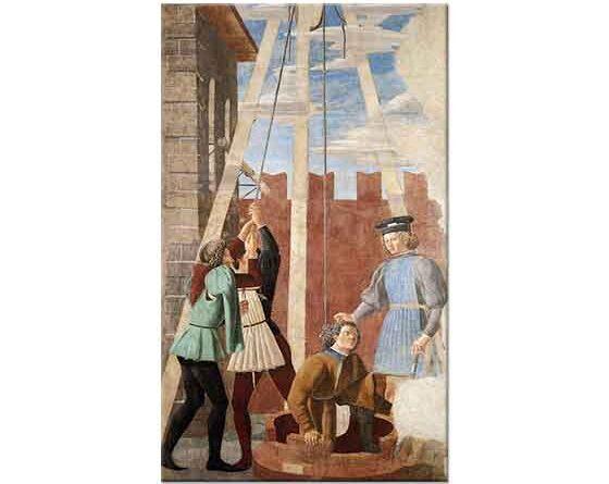 Piero Della Francesca Yahudilere İşkence