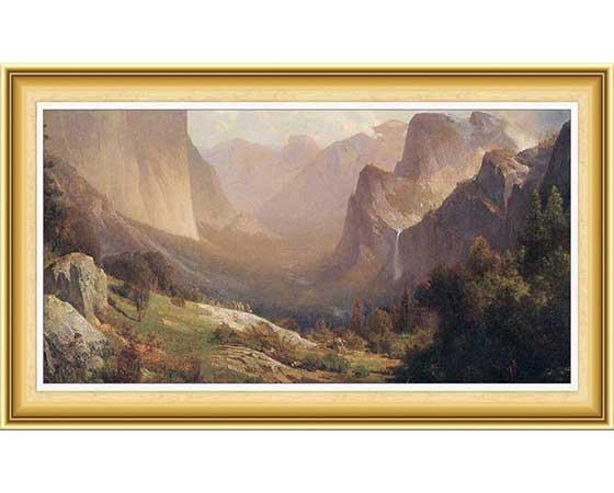 Thomas Hill Hayatı ve Eserleri