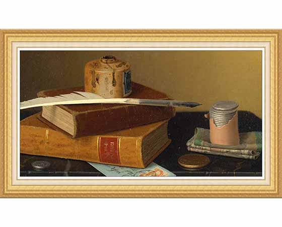 William Michael Harnett Hayatı ve Eserleri