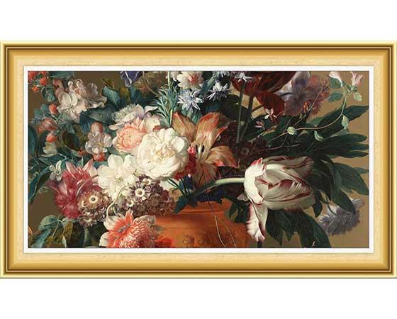 Jan van Huysum Hayatı ve Eserleri