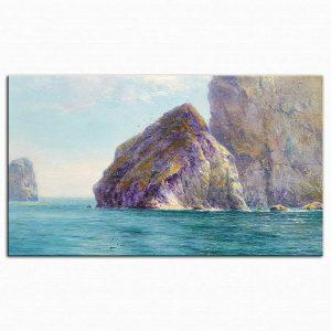 Louis Bosworth Hurt St Gilda kayalıkları