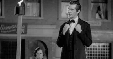 Abraham Lincoln Illinois'te Filmi konusu ve bilgiler