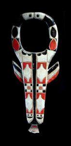 Afrika Sanatı Douala Maskesi
