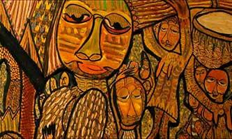 Afrika Sanatı Tarihsel Kökeni ve Üsluplar