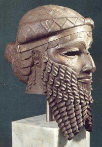 Akad Sanatı Kral Sargon