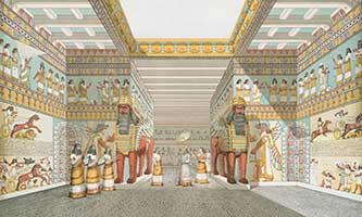 Asur Sanatı Tarihsel Kökeni ve Örnekler