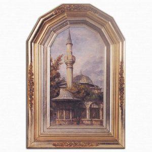 Hüseyin Cahit Derman İstanbul Peyzajı