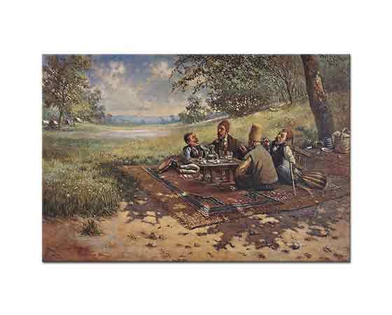 Hüseyin Rıfat Çeteci Piknik