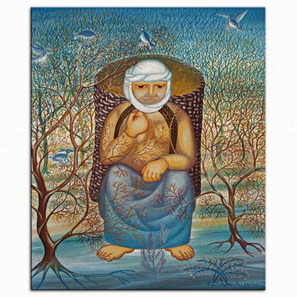 İbrahim Balaban Köylü Kadın