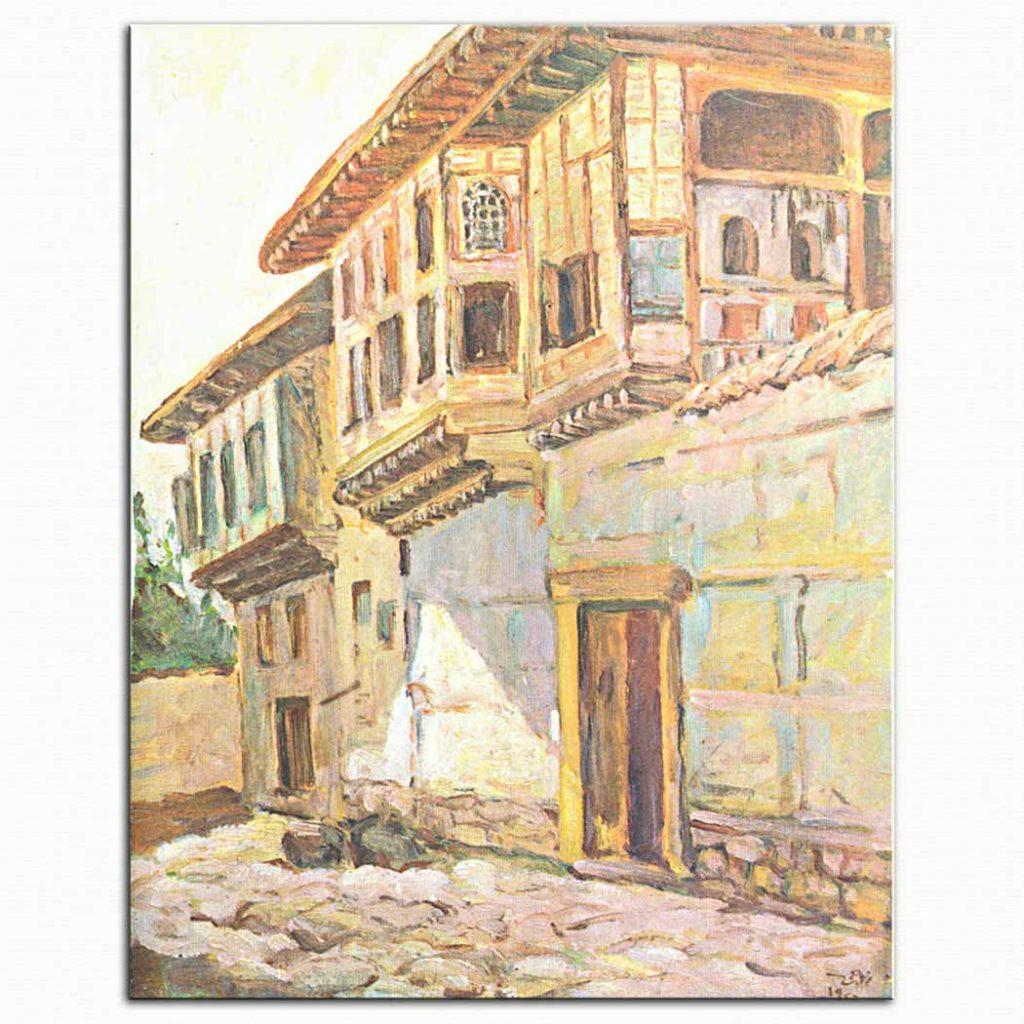 Bursa'da Sokak