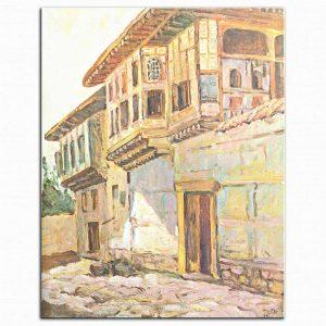 Mehmet Ruhi Arel Bursa'da Sokak