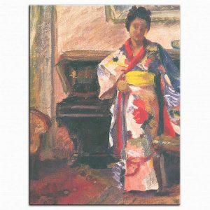 Kimono ile