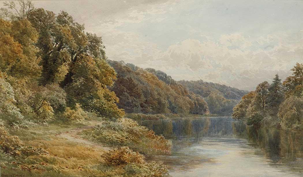 Harry Sutton Palmer Thames Nehri Cliveden
