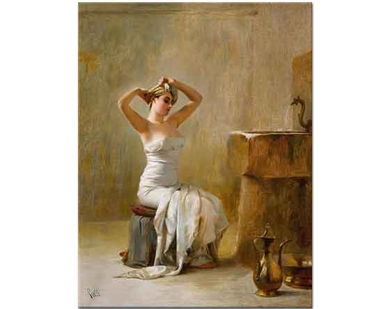 Theodore Jacques Ralli Banyo Sonrası