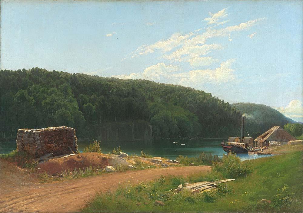 Feodor Vassilyev Valaam Adası