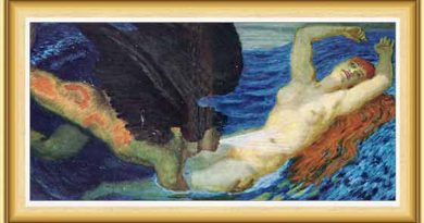 Franz von Stuck hayatı ve eserleri