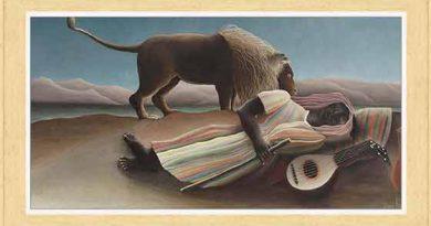 Henri Rousseau hayatı ve eserleri