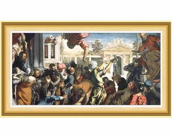 Jacopo Tintoretto hayatı ve eserleri