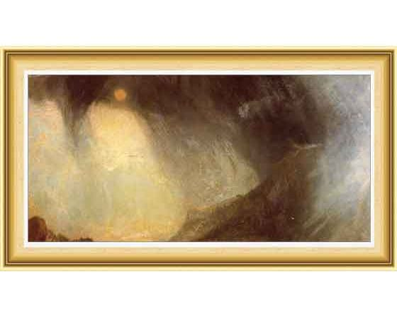 Joseph Mallord William Turner hayatı ve eserleri
